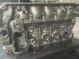 6D107发动机中缸体 6D107中缸