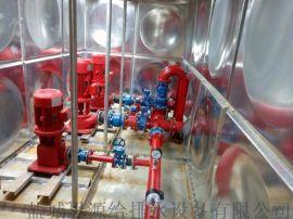 通化地埋式增压消防给水设备厂家