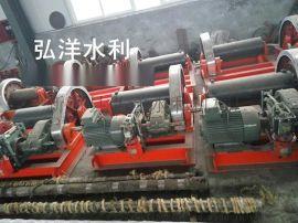 弘洋污水处理设备卷扬式启闭机厂家