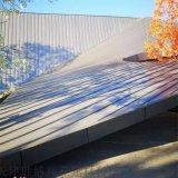 铝镁锰金属屋面板 铝镁锰合金板