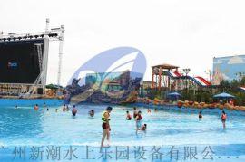 大型水上游乐设施,气动造浪设备,鼓风造浪机厂家