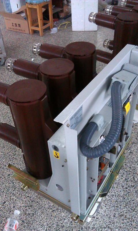 户内10KV高压真空断路器