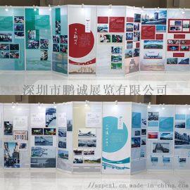 深圳书画展板租赁公司_摄影展板出租搭建