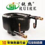 螺旋套管换热器 螺纹套管换热器
