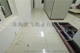 前山防静电地板 产品远销,获永旺彩票登录良好评价
