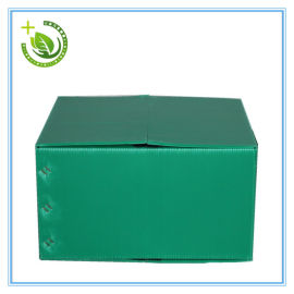 进出口塑料周转箱 防水防潮防震 塑料中空板材质