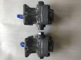 KF25RF齿轮油泵泵头