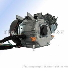 安源区鲁乐增程式发电机汽油发动机油电混合系统