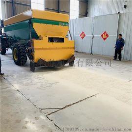 石灰撒布车 白灰粉路面撒布车 大容量灰粉撒布车
