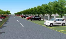 南京市停车场自动识别收费系统