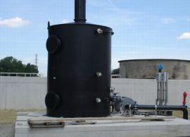 厂家直销-PP缠绕储罐及化工设备