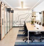 【名设网办公室设计】简约办公室装修设计