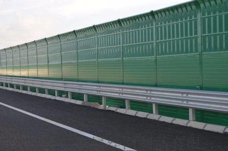 廠家直銷、公路聲屏障、高速公路隔音屏