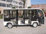 11座封閉式電動觀光車,載客