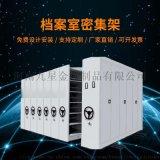 廠家直銷智慧密集架電動密集架可移動雙柱會計憑證檔案