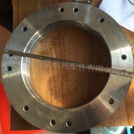 水泥杆法兰盘定制底部电杆法兰