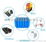 廠家定製直銷鋰電池組 掃地機電池 山地車燈電池