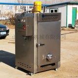 哪余賣薰豆乾機器熟食糖薰爐紅腸加工設備香腸煙燻機