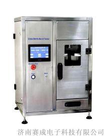 碳酸饮料玻璃瓶耐内压力测试仪 玻璃瓶耐压性测试仪