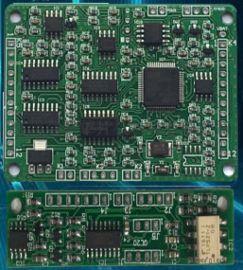 工业数据采集及温湿度视频字符叠加器模块