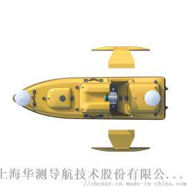 華微6號無人測量船_測繪無人船_華測無人船