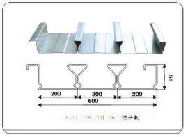 天津YX48-200-600闭口楼承板
