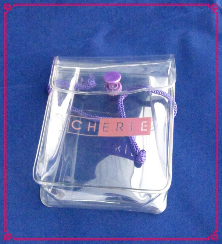 供应 透明pvc包装袋