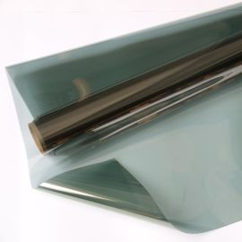 銷售汽車膜汽車太陽膜綠色反光側後檔玻璃貼膜
