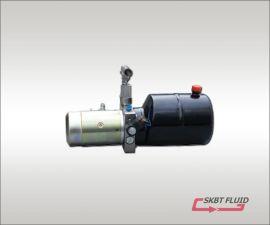 自卸拖车液压动力单元1