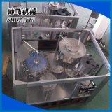 液體小型灌裝機 三合一灌裝機 純淨水灌裝機廠家供應