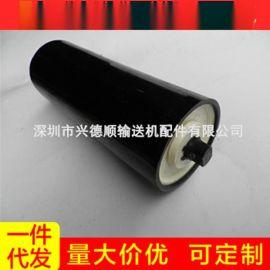 塑料动力辊筒 橡胶滚筒 带式输送机塑料滚筒 耐磨输送设备滚筒