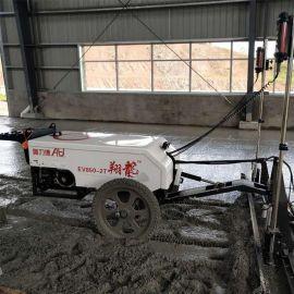 手扶混凝土整平机 混凝土激光摊铺机两轮