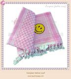 時尚提花圍巾Arab scarf