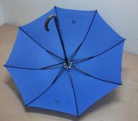 27寸双骨直杆广告伞