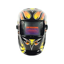 头戴式电焊面罩全脸防护电焊面罩