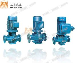 农用喷灌泵-ISG系列立式管道离心泵