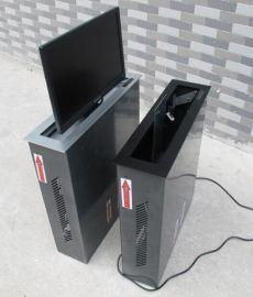 广州供应22寸液晶显示器桌面电动升降器