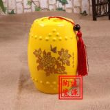 定做陶瓷中藥罐,陶瓷茶葉罐,蜂蜜罐