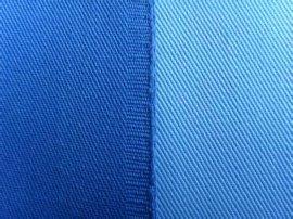 供应低价格全环锭纺喷气织造服装面料染色布