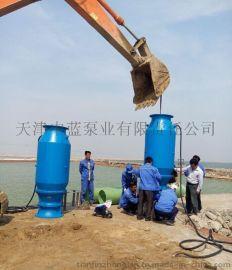 國內移動式應急雨水泵、移動式潛水泵