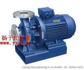 ISWH防爆化工不锈钢管道泵|卧式化工泵