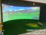 润德-TY联网高速摄像室内高尔夫