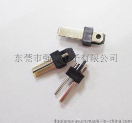 AC插头01端子01两级电源头01插高品质公头