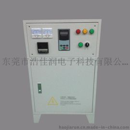 浩佳润30KW塑料颗粒机造粒机电磁加热器