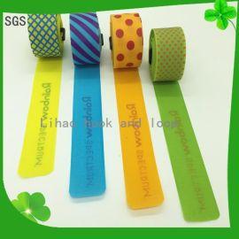5cm*200cm彩虹色行李绑带/捆绑带,可订制尺寸和logo