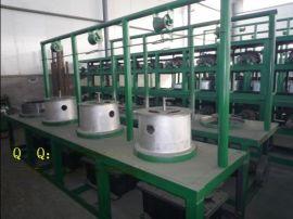结构简单、操作方便的滑轮连续式拉丝机、水箱式拉丝机