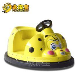 甲壳虫碰碰车是一款新型儿童电瓶碰碰车, 款式新颖, 颜色丰富.