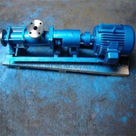 光明G70-1污水杂质大流量单螺杆泵