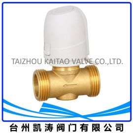 电热执行器 电热截止阀 二通/三通/外螺纹系列