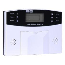 LCD GSM防盗报  智能插卡语音对讲报 器